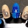 CNC3018PROで ネイル スタンピング プレート 自作 003とGRBLcontrol   nail stamping plate DIY
