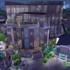 The Sims4 「Modern Villa-NOCC- 配布」