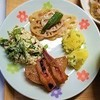 【作り置きレシピ】醤油麹でイカと大根の煮物、青のりの粉ふき芋、ほうれん草の白和えの作り方とあれから。