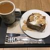 本日のモーニング(5 crossties coffee グランスタ店)