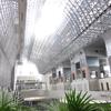 京都五社巡り-番外編-京都駅を天井から見下ろすの巻