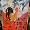 三井記念美術館「国宝雪松図屏風と花鳥美術館でバードウォッチング」2月4日までです。