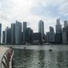 【マリーナベイサンズ周辺】シンガポール/ベイフロント