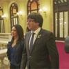 スペイン カタルーニャ州「独立宣言」可決