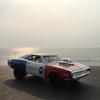 '70 DODGE CHARGER R/Tに乗って、スモーキーな海へ。