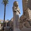 ナイル川クルーズとエジプト満喫8日間 カイロ到着、ルクソール着、東岸-カルナック神殿観光