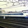 栄生駅の新幹線・名古屋地下鉄の改造車