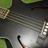 【工具不要の100円DIY】ベースギターに自作フィンガーレストを装着!