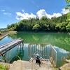岡崎貯水池(群馬県東吾妻)