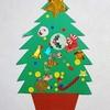 発達支援の教室でクリスマス会