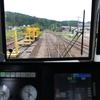 穴水駅の「のとてつフェスタ2017」で列車の運転体験をしてきた