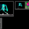 videoタグでの再生画像を元にしたクロマキー処理