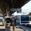 勝田駅1番線 2014年