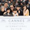 是枝監督最新作 映画「万引き家族」!21年ぶりのパルムドール受賞(8/10の更新記事)