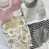最近の西松屋購入品・現在4ヶ月体重5.7kgが着る予定のベビー服たち