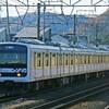 12月6日撮影 東海道線 大磯~二宮間② 2週続けてmue-trainを撮影