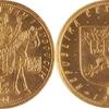 チェコスロバキア1933年10ダカット金貨 NGC MS64