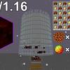 【マイクラ1.17/1.16】 超簡単&高効率なマグマキューブトラップの作り方 解説!Minecraft Magma Cube/Blocks Farm - 5316 Magma Cream/h【マインクラフト/ゆっくり実況/JE/便利装置】