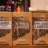 老舗ブルワリーによる『箱ランビック』新作は【ほうじ茶】!!『OUD BEERSEL Lambic infused with Roasted green tea-ほうじ茶ランビック-』