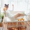 は~やく芽を出っせカキのタネっ!       ……じゃなくてオレンジのタネっ!!       ついでにレモンのタネも!!