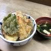 老舗の天ぷら屋【さわらぎ】