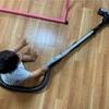 子育て 遊び 掃除機
