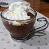 アクアファバでチョコレートムース