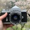 フィルムカメラであそぼう!Nikon F