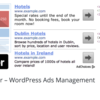 記事中に等間隔で複数広告を差し込むWordPressプラグイン「Ad Inserter」