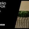 マツダが出展している「マドリードデザインフェスティバル」の様子。