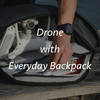 【Everyday Backpack】Peak DesignのバッグがDJIのドローンに使えるらしい!【Phantom 4 Pro】