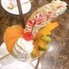 【スイーツ】向山かおりさん オススメの新宿にあるカフェでパフェを食べてきた😄✨
