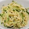 ダイエットレシピ 中国家庭料理 凉拌干丝2