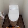 新しいトイレのことで・・・