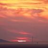 岸和田から明石海峡大橋を狙う