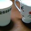母の日と父の日のプレゼントにウェッジウッドのマグカップを。