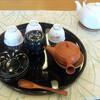 夏休み煎茶教室@カダーレ