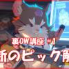 【OW】禁断のピック解説