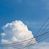 R e: 綿菓子みたいな雲