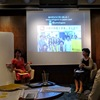 難民支援協会 石川えりさんのお話をお聞きしました