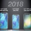 新型iPhone Xは現行より低価格化 6.1インチLCDモデルを含む3つの新モデルで最も安価に