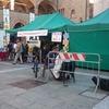 ネットゥーノ広場での伝道イベント