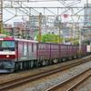 4月26日撮影 東海道線 平塚~大磯間 貨物列車 ② 金太郎1号機の2079ㇾ 5095ㇾ