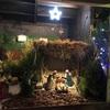クリスマスイブ 教会のミサに行く☆☆