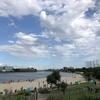 東京のビーチ