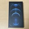 iPhone 12 Pro、パシフィックブルーを購入。開封写真