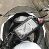日記:バイクにスマホホルダーをつけた