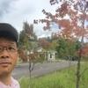 愛知県茶臼山の木々では、紅葉の準備が始まっていました。