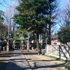 ★大川町 氷川神社(東京都足立区)