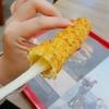 韓国で人気のチーズスティックがロッテリアに!